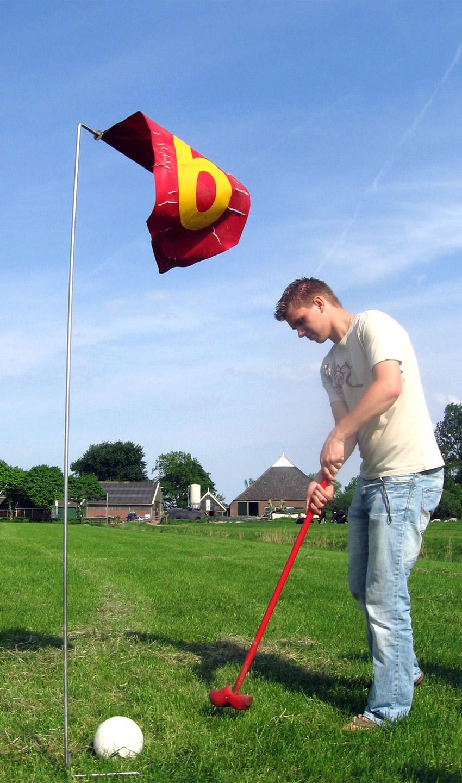 boerengolf-zuiderham gezellig buiten golf spelen